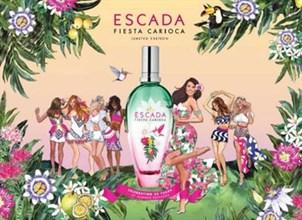 Fiesta Carioca: аромат для лета 2017 года