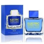 Antonio Banderas Blue Electric Seduction Man